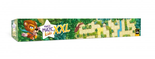 Magic Maze Kids XXL (Spielmatte)