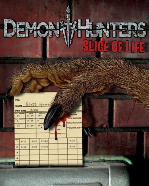 Demon Hunters: Slice of Life (DVD)