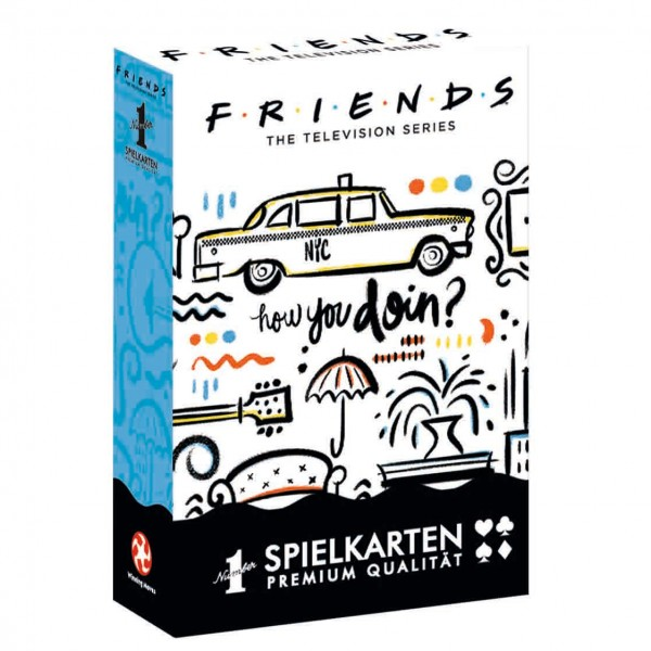 Playing Cards – Friends