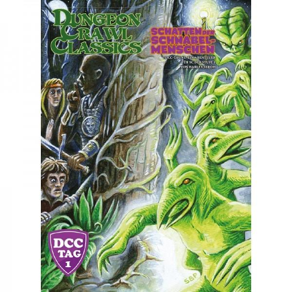 Dungeon Crawl Classics: Schatten der Schnabelmenschen