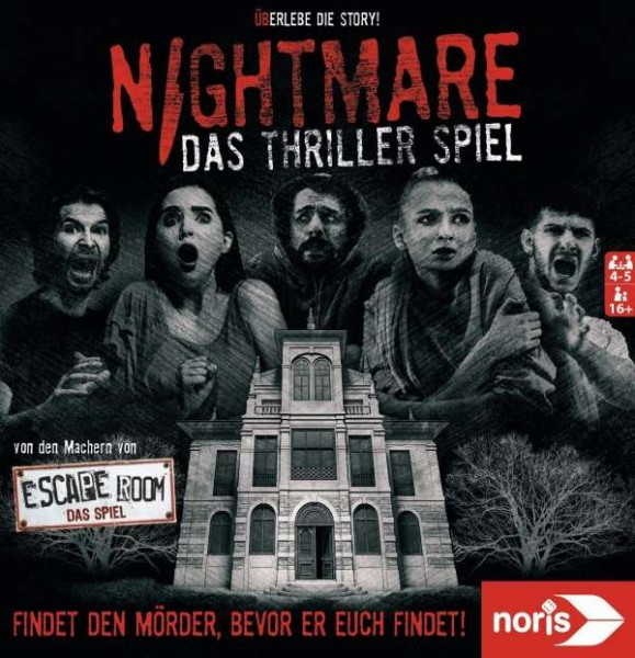 Nightmare - Das Horror Abenteuer