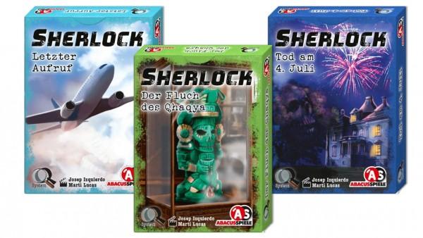 Sherlock – Display (15 Stück)