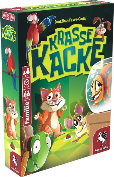 Krasse Kacke (Empfohlen Spiel des Jahres 2019)