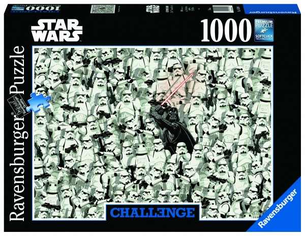 Puzzle: Star Wars (1000 Teile)
