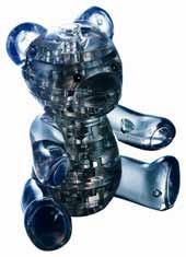 Crystal Puzzle: Teddybär