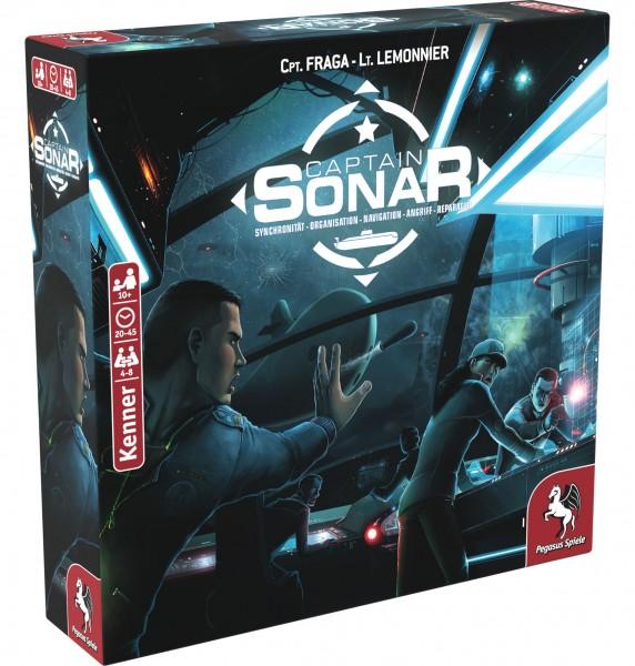 Captain Sonar (deutsche Ausgabe) *Empfohlen Kennerspiel 2017*