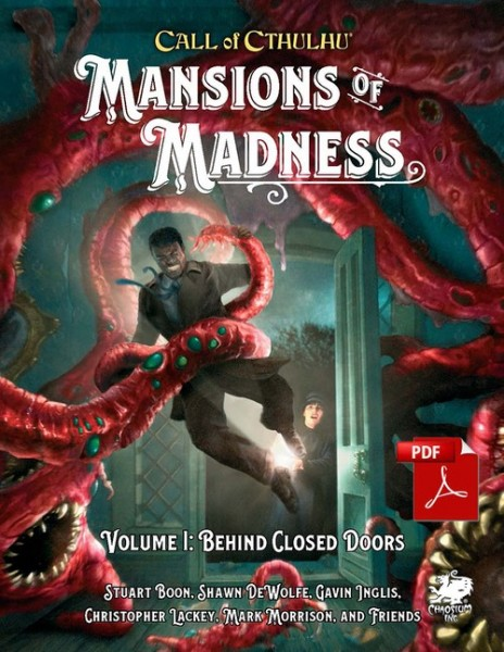 Cthulhu: Mansions of Madness Vol. 1