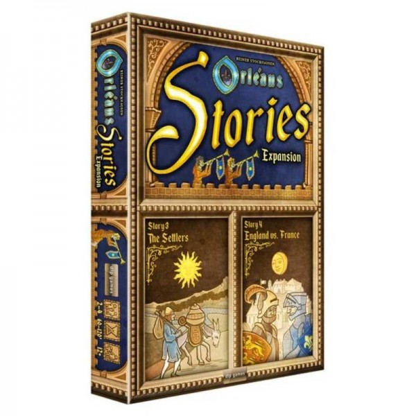 Orléans Stories 3 & 4 [Expansion] (englisch)