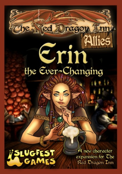 Red Dragon Inn: Allies - Erin the Everchanging