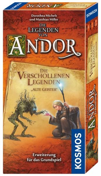 Die Legenden von Andor: Die verschollenen Legenden [Erweiterung]