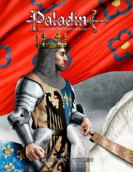 Paladin: Warriors of Charlemagne RPG (HC)