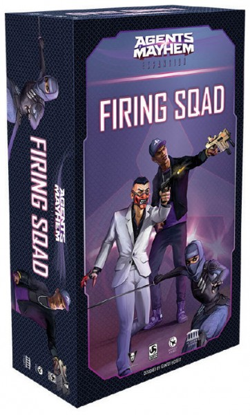 Agents of Mayhem: Firing Squad Expansion