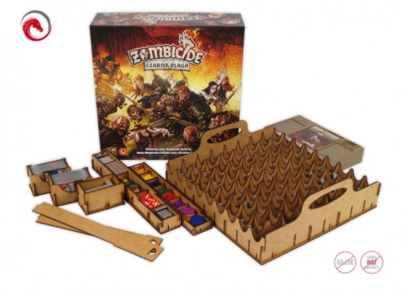 Insert: Zombicide Black Plague