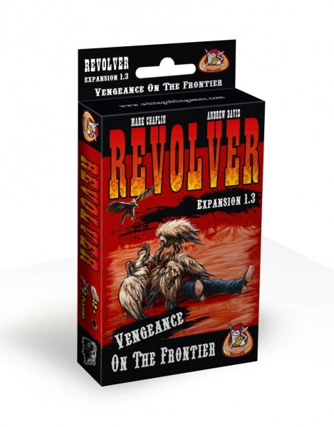 Revolver: Vengeance on the Frontier Expansion