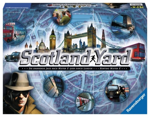 Scotland Yard *Neu*