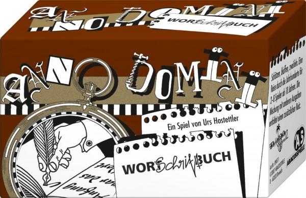 Anno Domini - Wort/Schrift/Buch