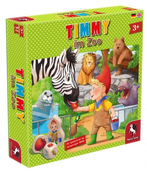Timmy im Zoo