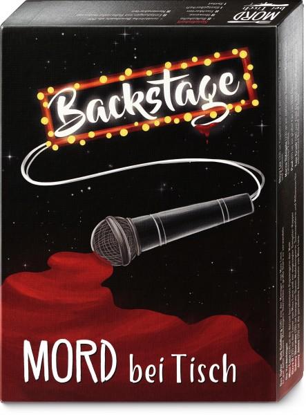 Mord bei Tisch: Backstage