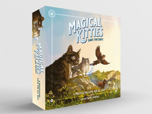 Magical Kitties: Save the Day RPG
