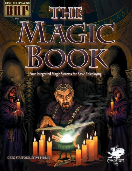 Basic Role Playing: The Magic Book