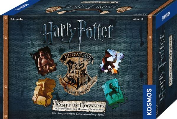 Harry Potter – Kampf um Hogwarts: Die Monsterbox der Monster [Erweiterung]