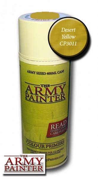 Army Painter Primer: Desert Yellow Spray (400ml)