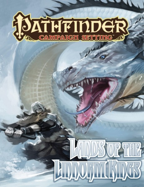 Pathfinder: Campaign - Lands of the Linnorm