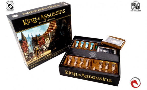 Insert: King & Assassins: Deluxe Edition
