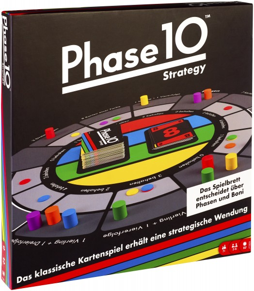 Phase 10 – Strategy