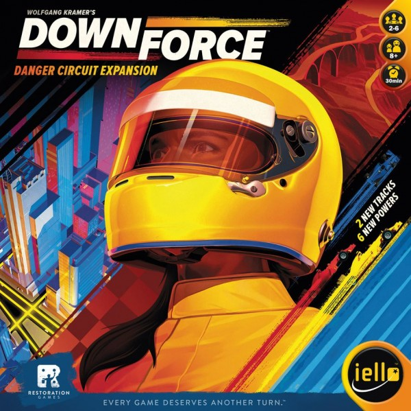 Downforce: Danger Circuit (englisch)