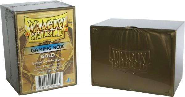 Dragon Shield: Gaming Box – Strong Box 100+: Gold