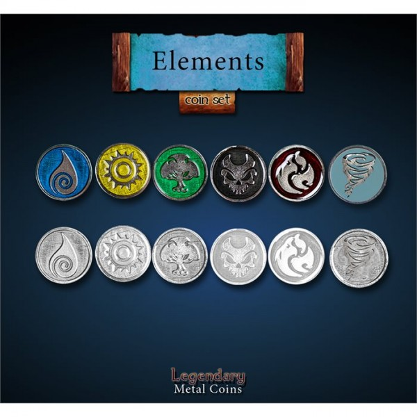 Elements Pack (6 Stück)