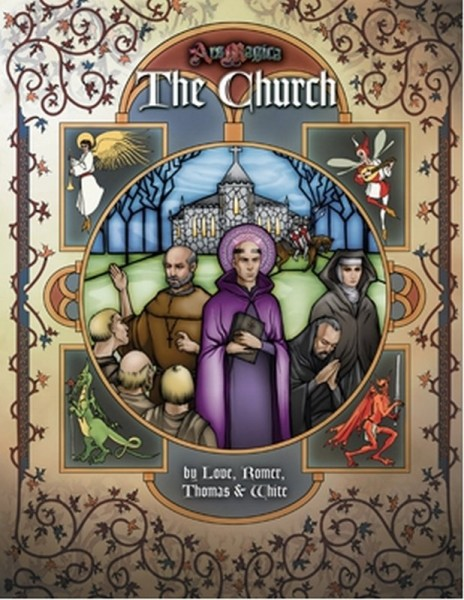 Ars Magica: Church, The
