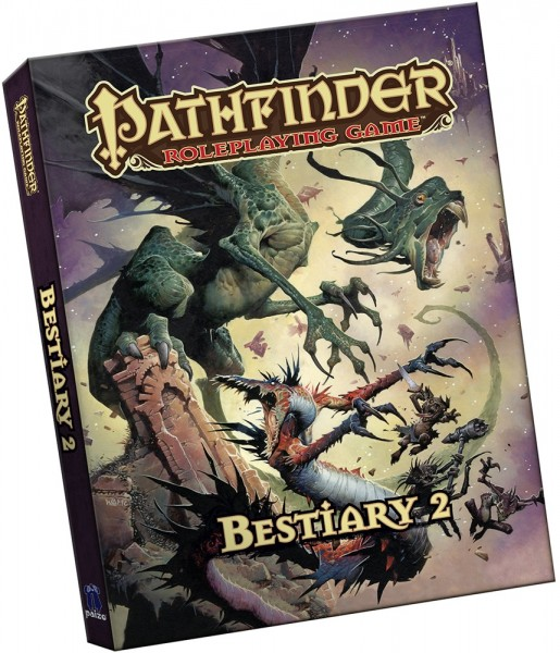 Pathfinder Bestiary 2 Pocket Edition