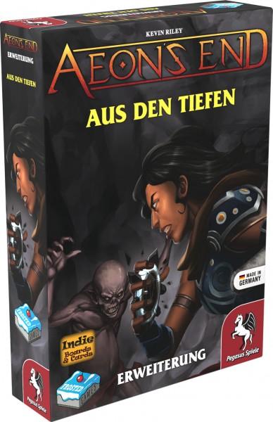 Aeon's End: Aus den Tiefen [Erweiterung] (Frosted Games)