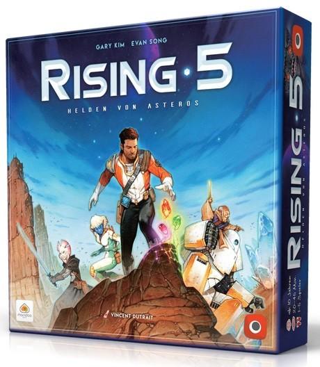 Rising 5 (Portal Games, deutsche Ausgabe)