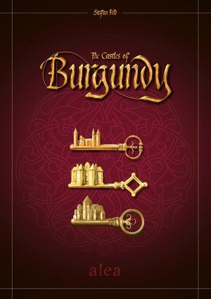 The Castles of Burgundy (Die Burgen von Burgund )