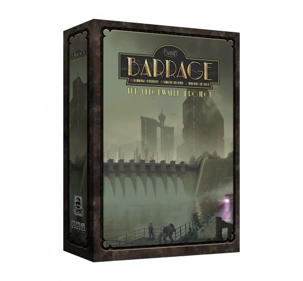 BARRAGE – The Leeghwater Project [Expansion]