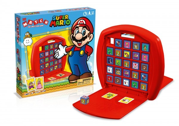 Match – Super Mario (multilingual)