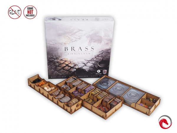 Insert: Brass - Birmingham
