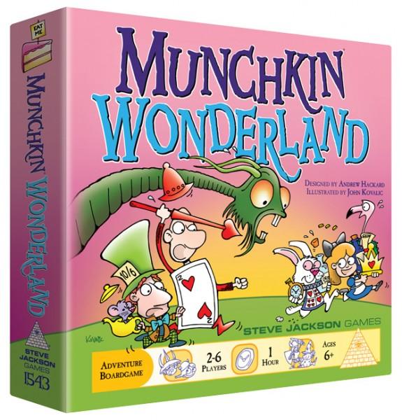 Munchkin Wonderland