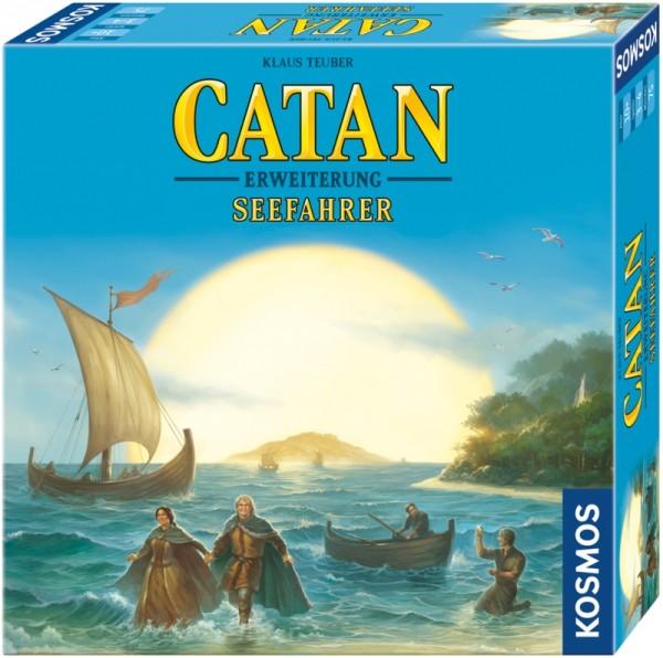 Catan: Seefahrer 3-4 Spieler [Erweiterung] *Neu*