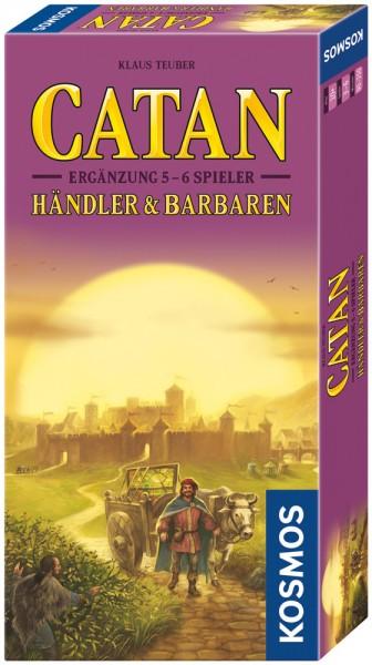 Catan: Händler & Barbaren, 5-6 Spieler [Erweiterung]
