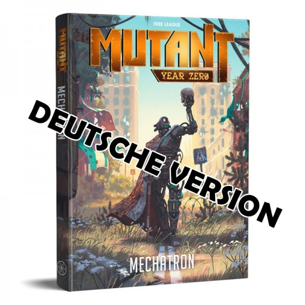 Mutant – Jahr Null: Mechatron