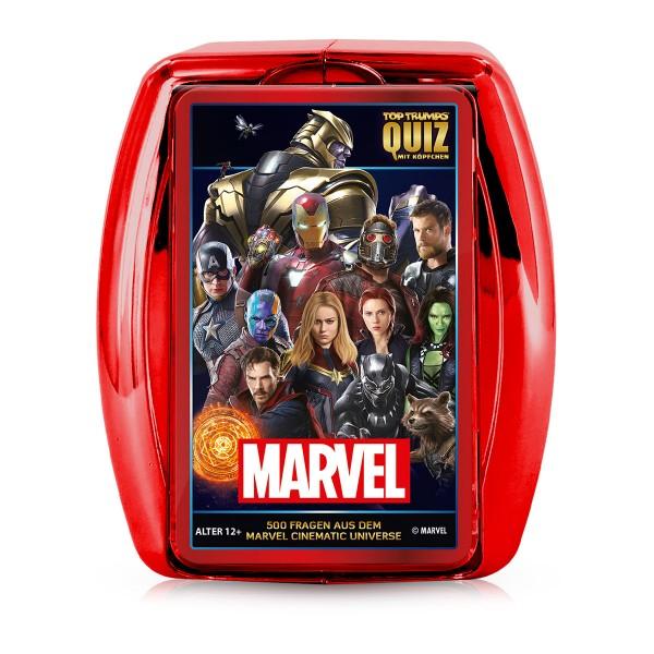 Top Trumps Quiz – Marvel Cinematic Universe