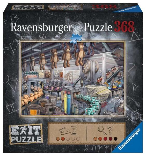 Puzzle: Exit - In der Spielzeugfabrik