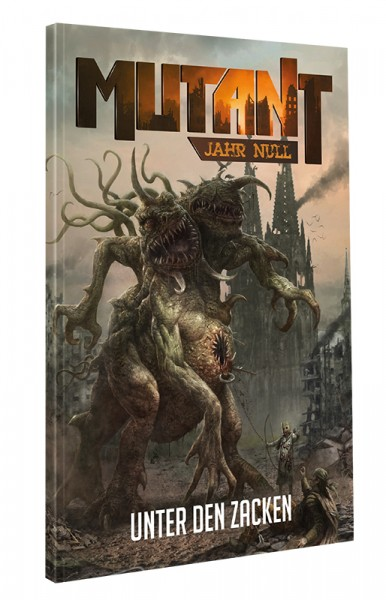 Mutant – Jahr Null: Unter den Zacken – Zonenkompendium Nummer 4