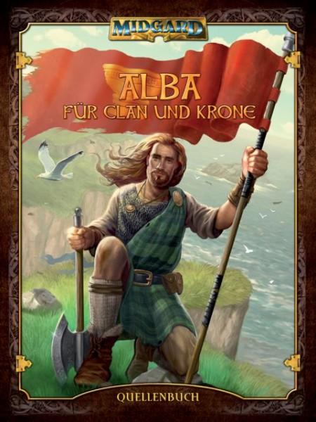 Midgard: Alba – Für Clan und Krone (Hardcover)