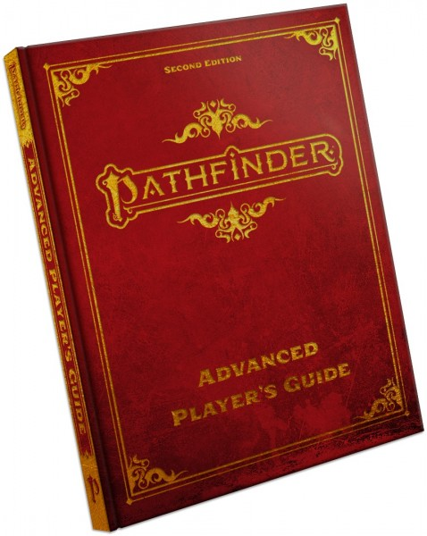 Pathfinder 2.0 Advanced Player's Guide (Special Edition)