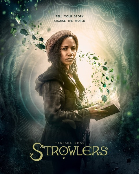 Strowlers Season One - Pilot (Bluray)